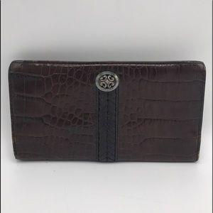 Brighton Vintage Checkbook Wallet